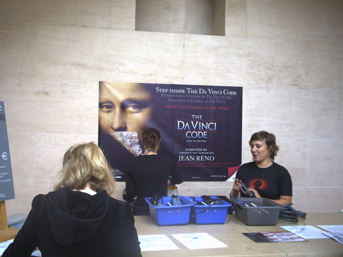 The Davinci Audio Tour